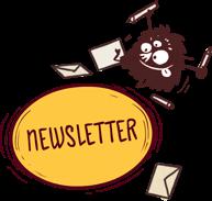 Newsletter buton